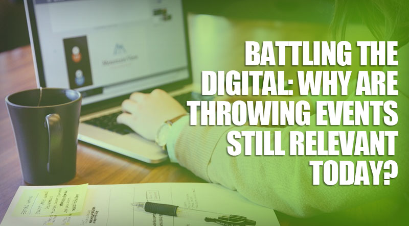 featured9 - Battling the Digital: Why Are Throwing Events Still Relevant Today?